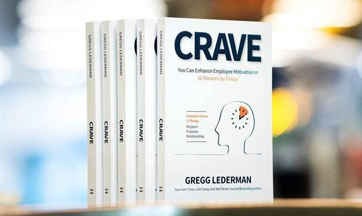 Crave by Gregg Lederman