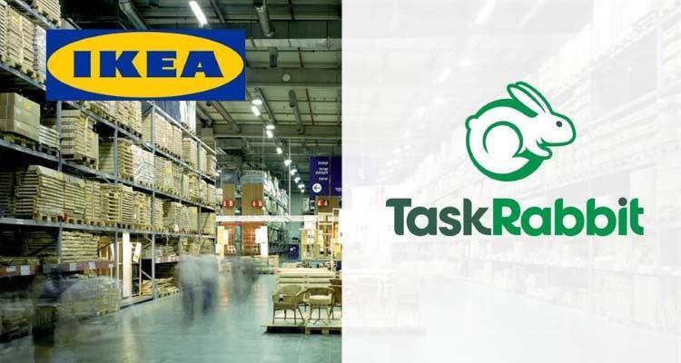 IKEA bought TaskRabbit